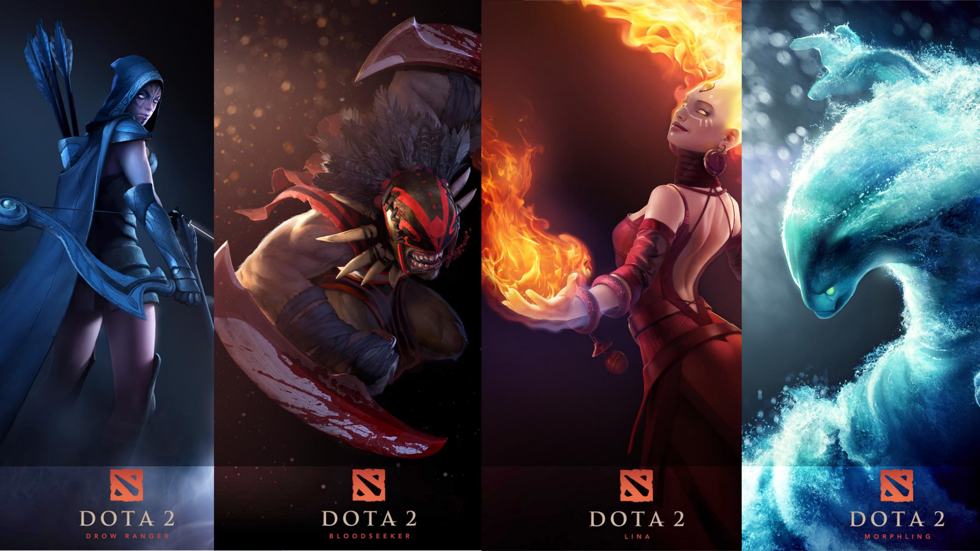 Dota 2 Fantasy 2011 Video Game Wallpapers HD Wallpapers 1920x1080
