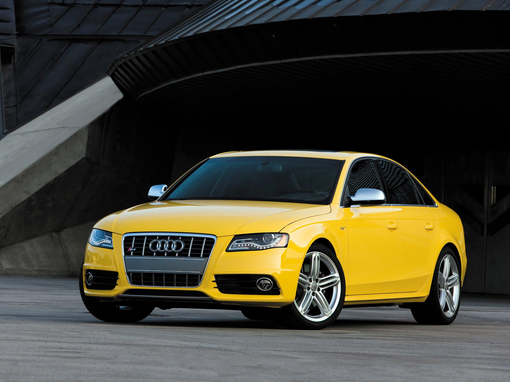 Audi S4 Sedan US spec Wallpapers Cool Cars Wallpaper 2048x1536