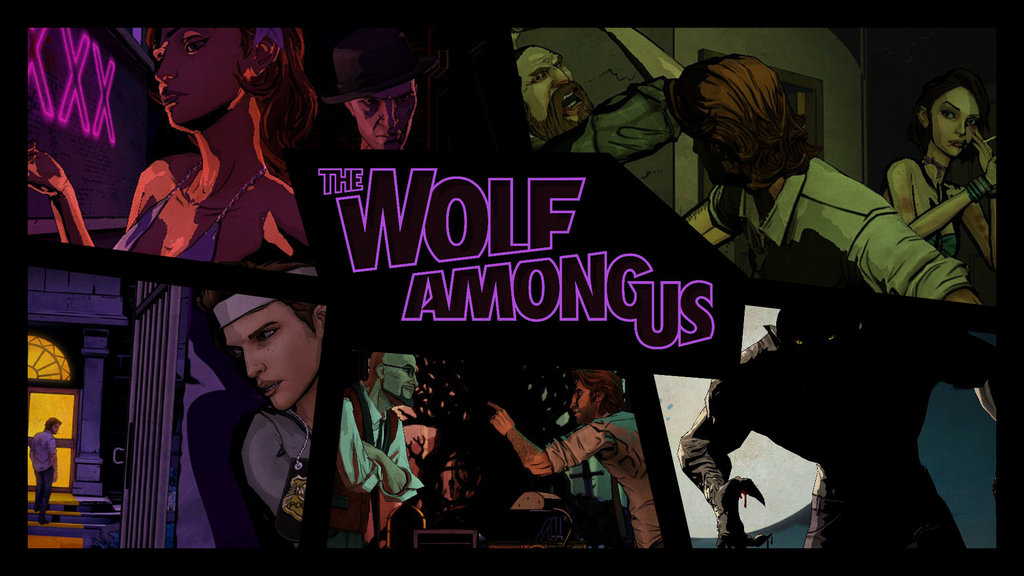 The Wolf Among Us all episodes background by aleco247 1024x576