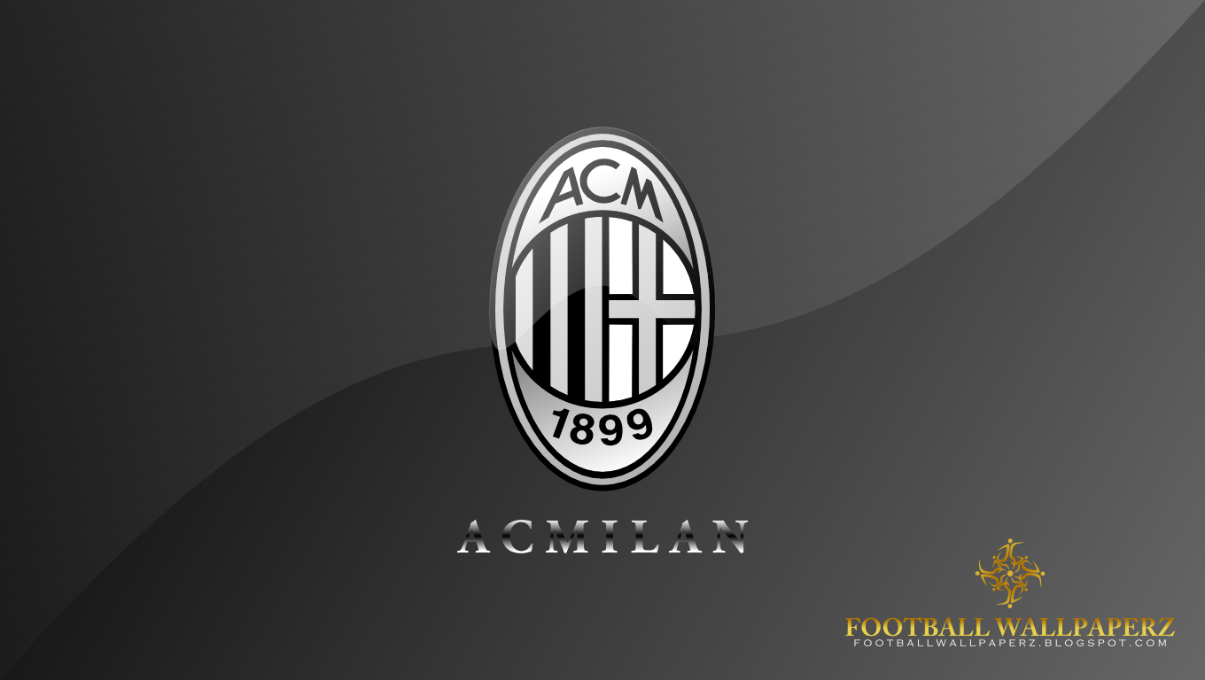 Hd wallpaper ac milan - Ac Milan Logo Football Club Wallpaper 07
