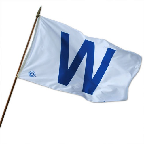 Cubs Win Flag for Facebook 500x500