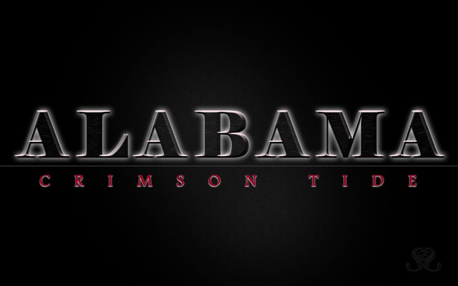 Alabama Crimson Tide Wallpaper by esksmith77 900x563