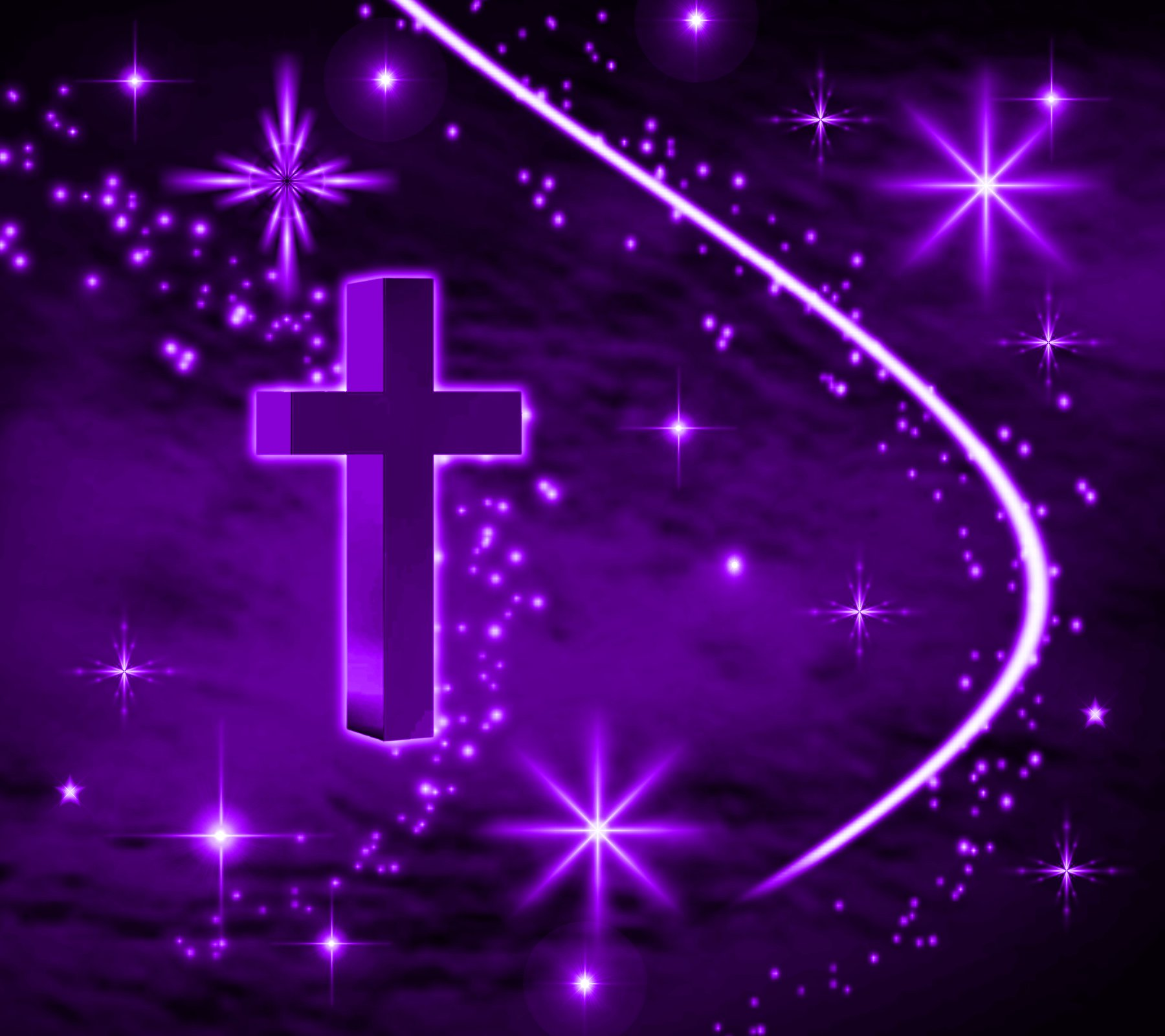Cross With Stars Background 1800x1600 Background Image Wallpaper 1800x1600