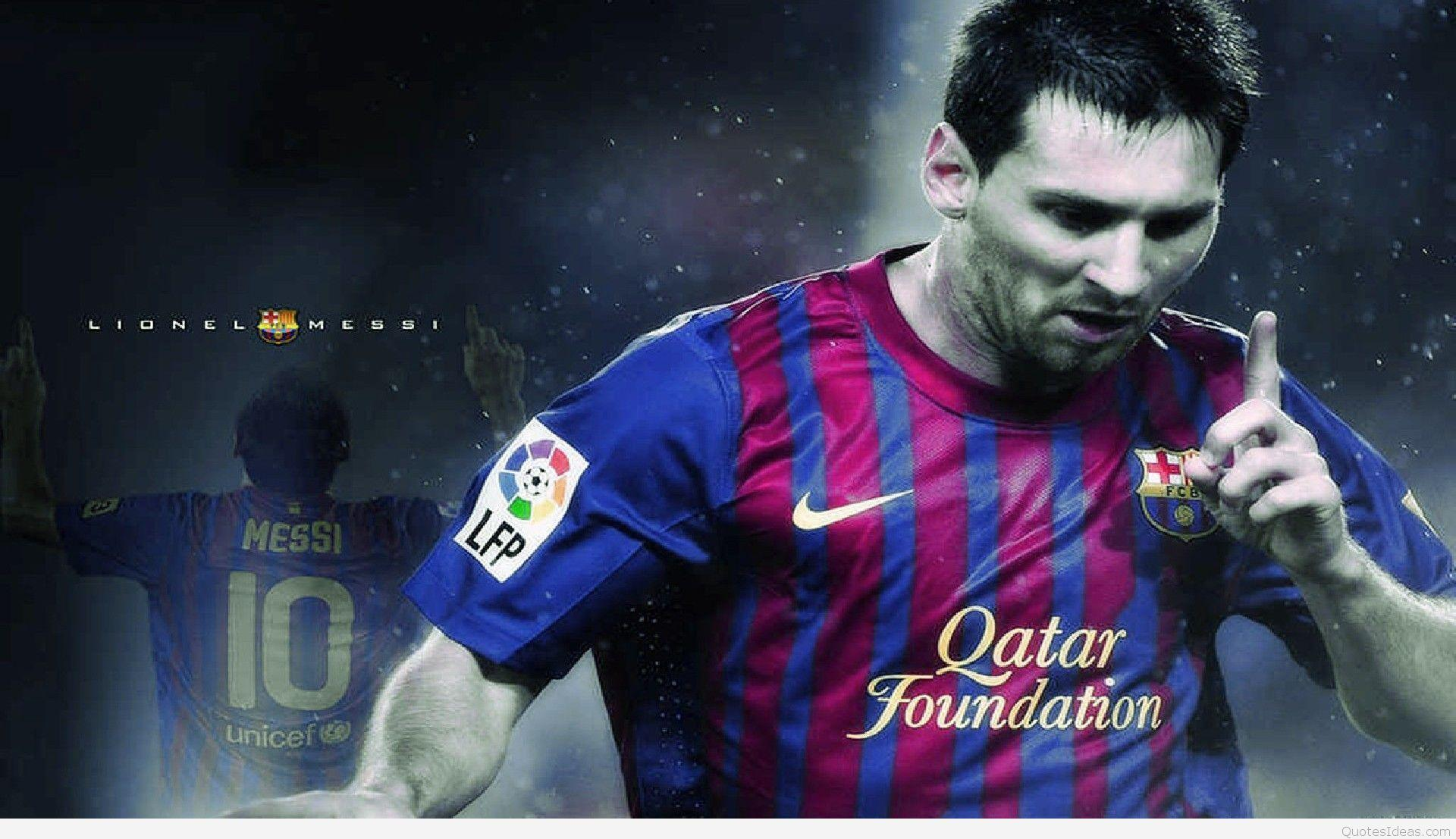 Lionel Messi Wallpapers HD 2016 1920x1107