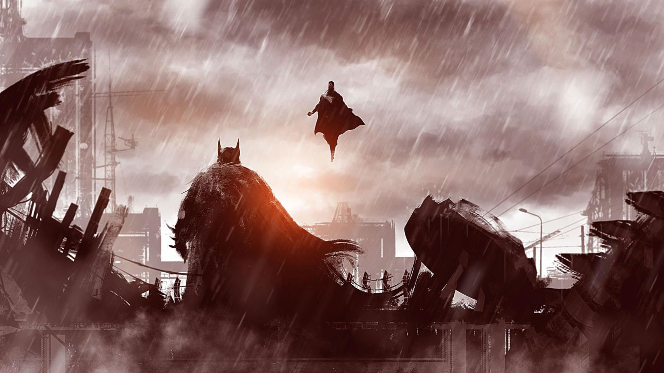 Batman Vs Superman Dawn Of Justice HD Wallpapers 7wallpapersnet 1366x768