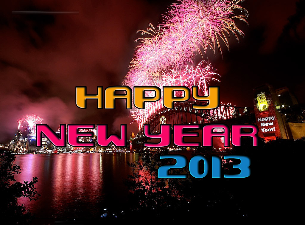 happy new year 2013 hd wallpaper awesome happy new year 2013 hd 1024x755
