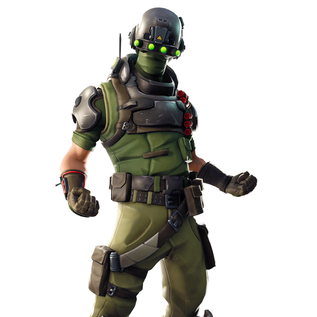 Fortnite Tech Ops Skin   Outfit PNGs Images   Pro Game Guides 1024x1024