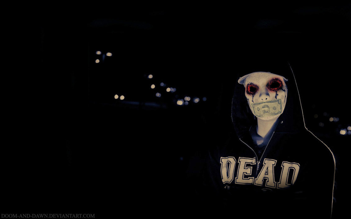 Hollywood Undead Wallpaper Danny