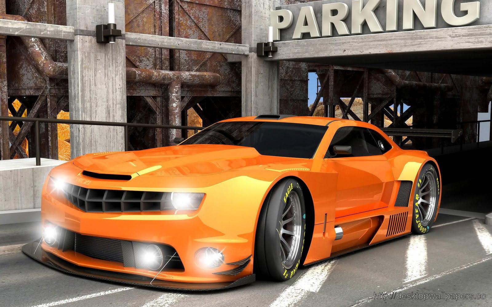Chevrolet Camaro CoolDesktop Wallpapers Download 1600x1000