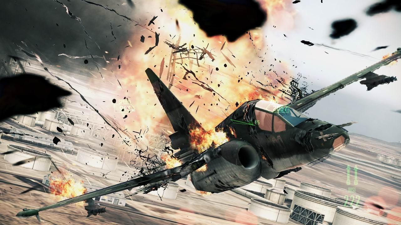 Ace Combat Wallpaper 6 1280x720