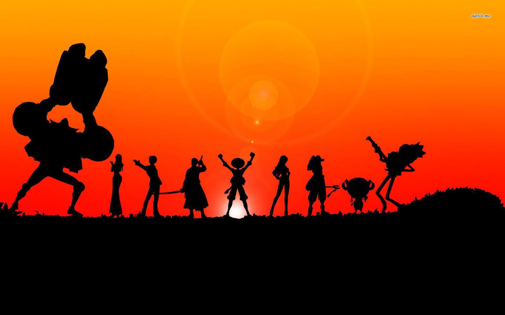 Free Download One Piece Desktop Wallpaper 1680x1050