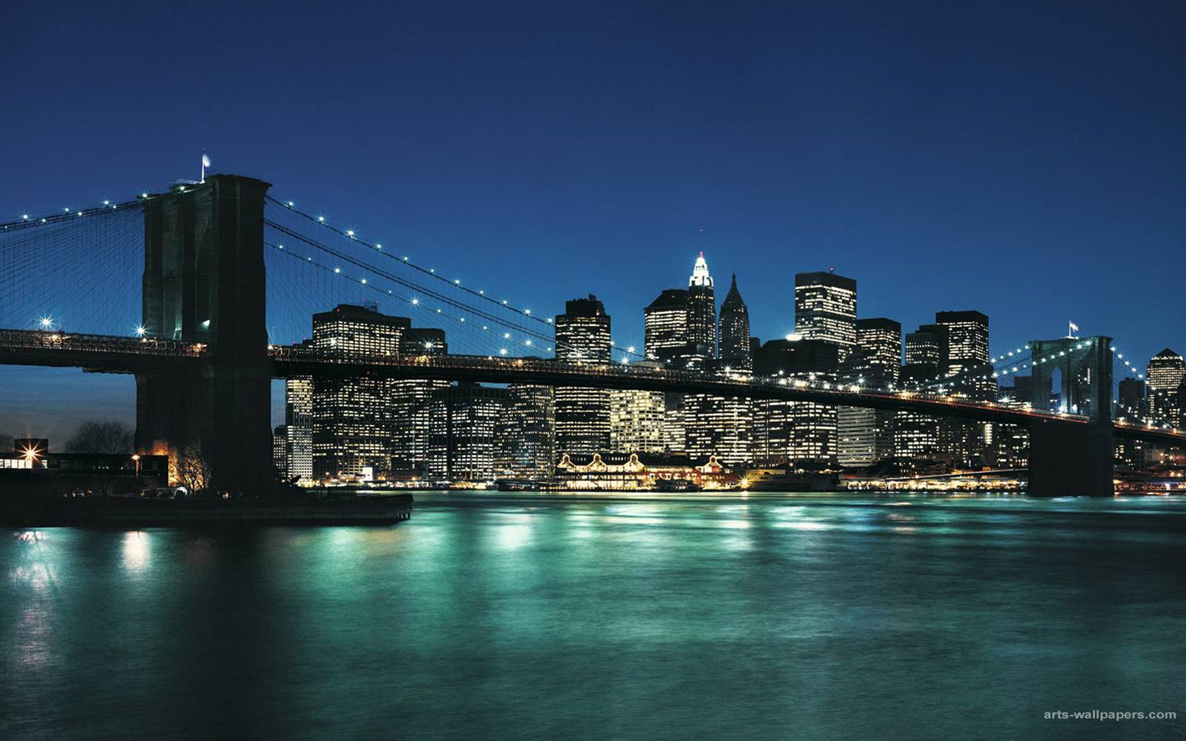 New York Wallpapers 1680x1050