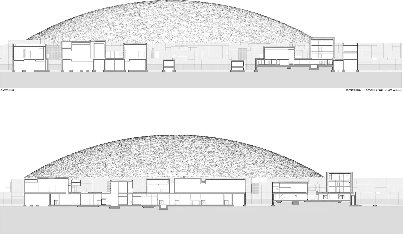 Jean Nouvel Roland Halbe Marc Domage Louvre Abu Dhabi Divisare 3000x1746