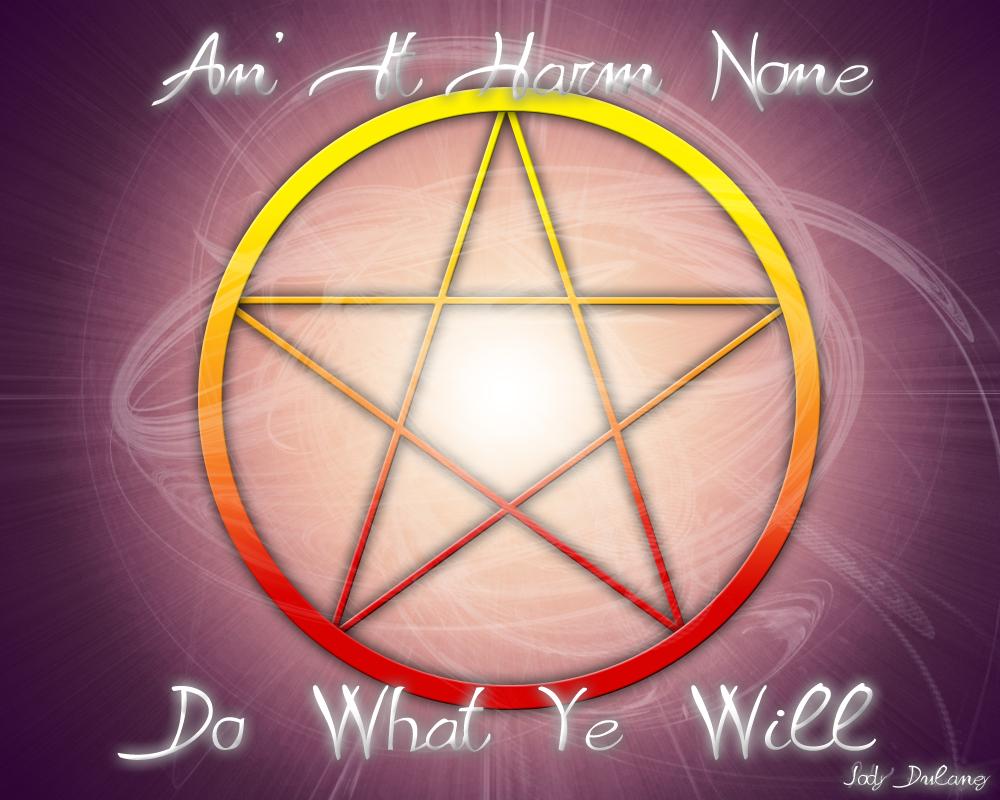 Go Back Images For Wiccan Pentagram Wallpaper 1000x800
