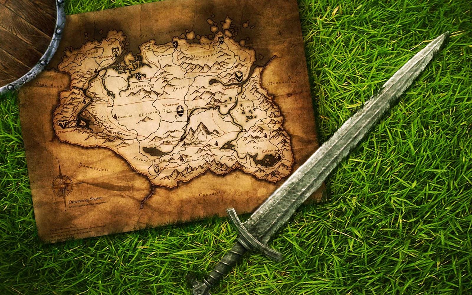 AAAAAAAADXE8fPJDWYHJbws1600skyrim wallpaper map wallpaper lgjpg 1600x1000