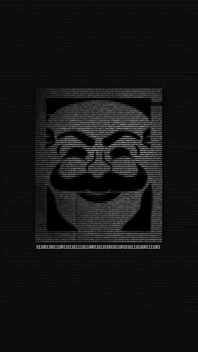 FSociety Wallpaper - Mobile [1080x1920] by kozmosindigo on DeviantArt