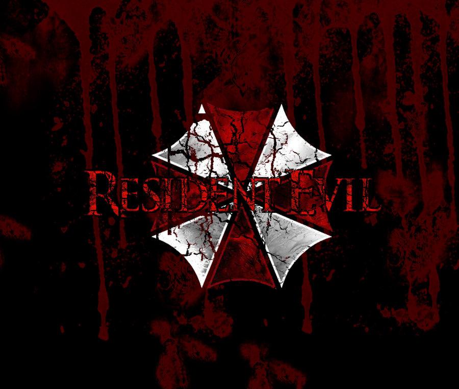 resident evil umbrella wallpaper by xredhawkacex d4z4o58 900x762