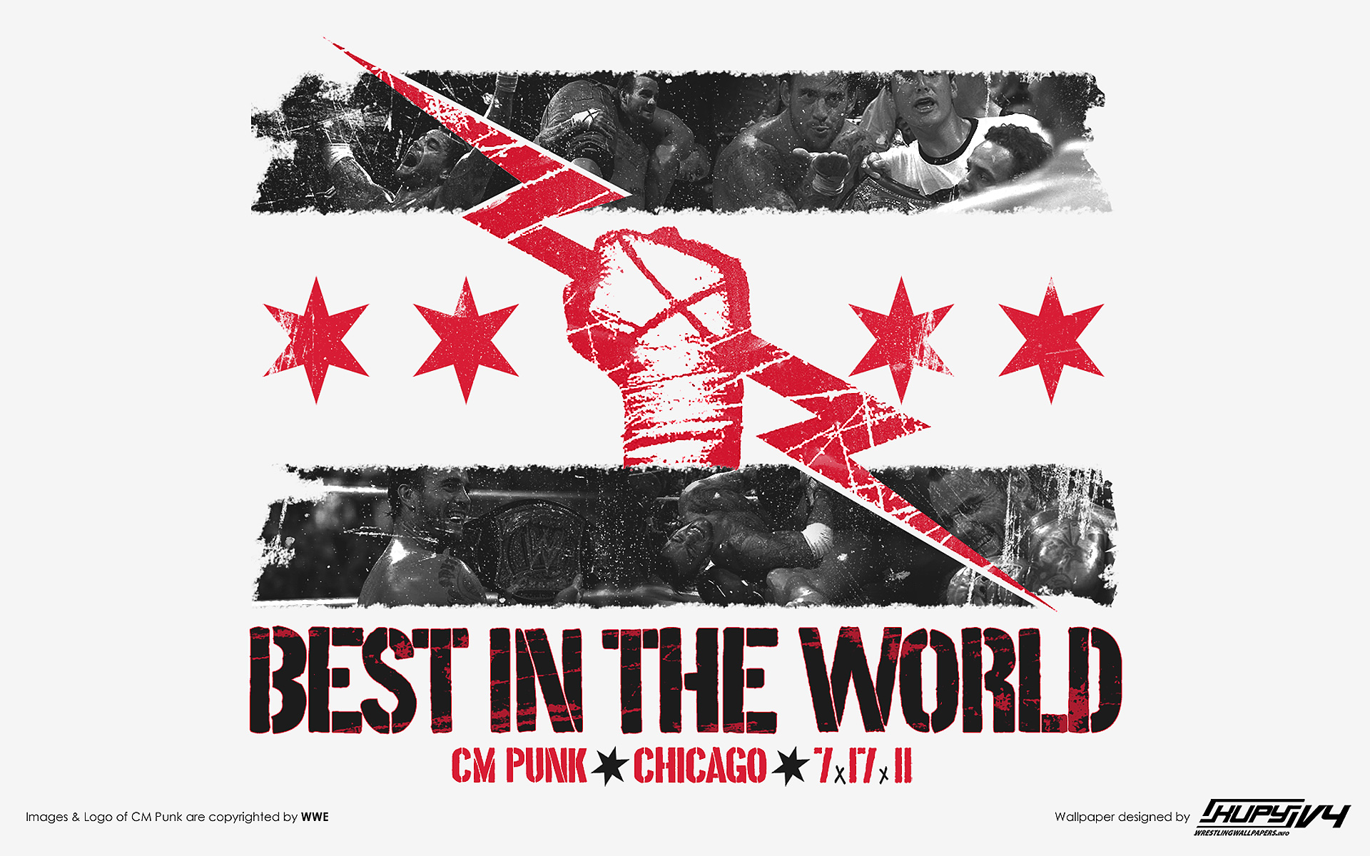 Related Pictures Cm Punk Best In The World Logo Wallpaper 1920x1200