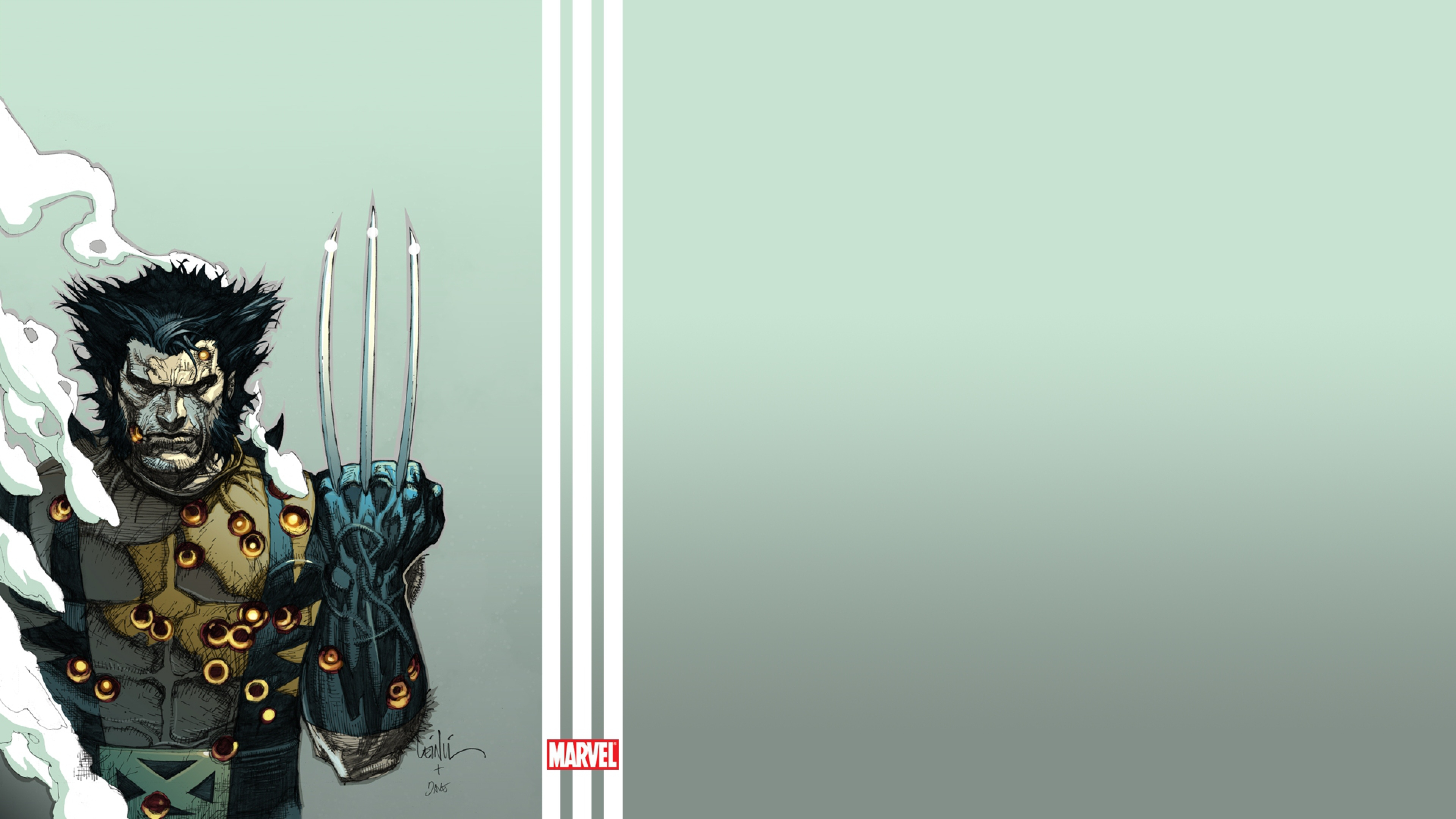 incredible hulk Marvel comics Art Wallpaper Background 4K Ultra HD 3840x2160