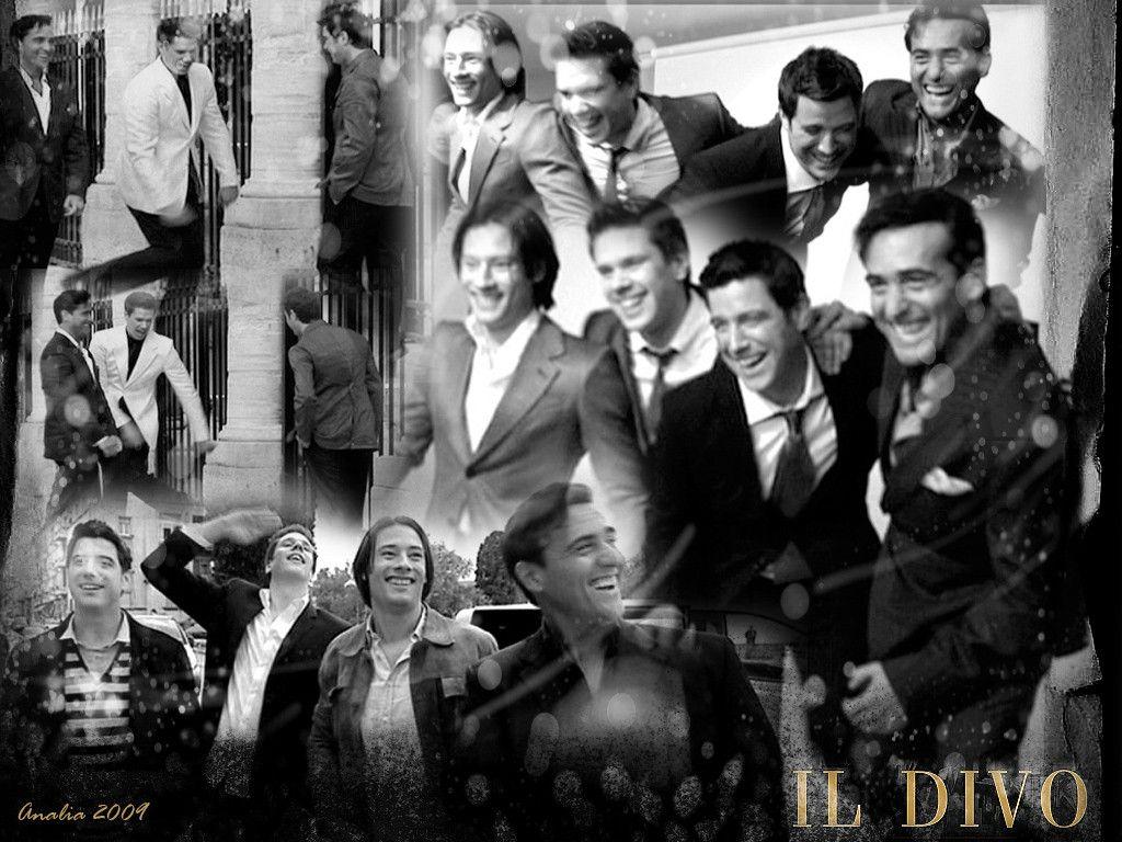 Il divo wallpaper wallpapersafari - Divo music group ...