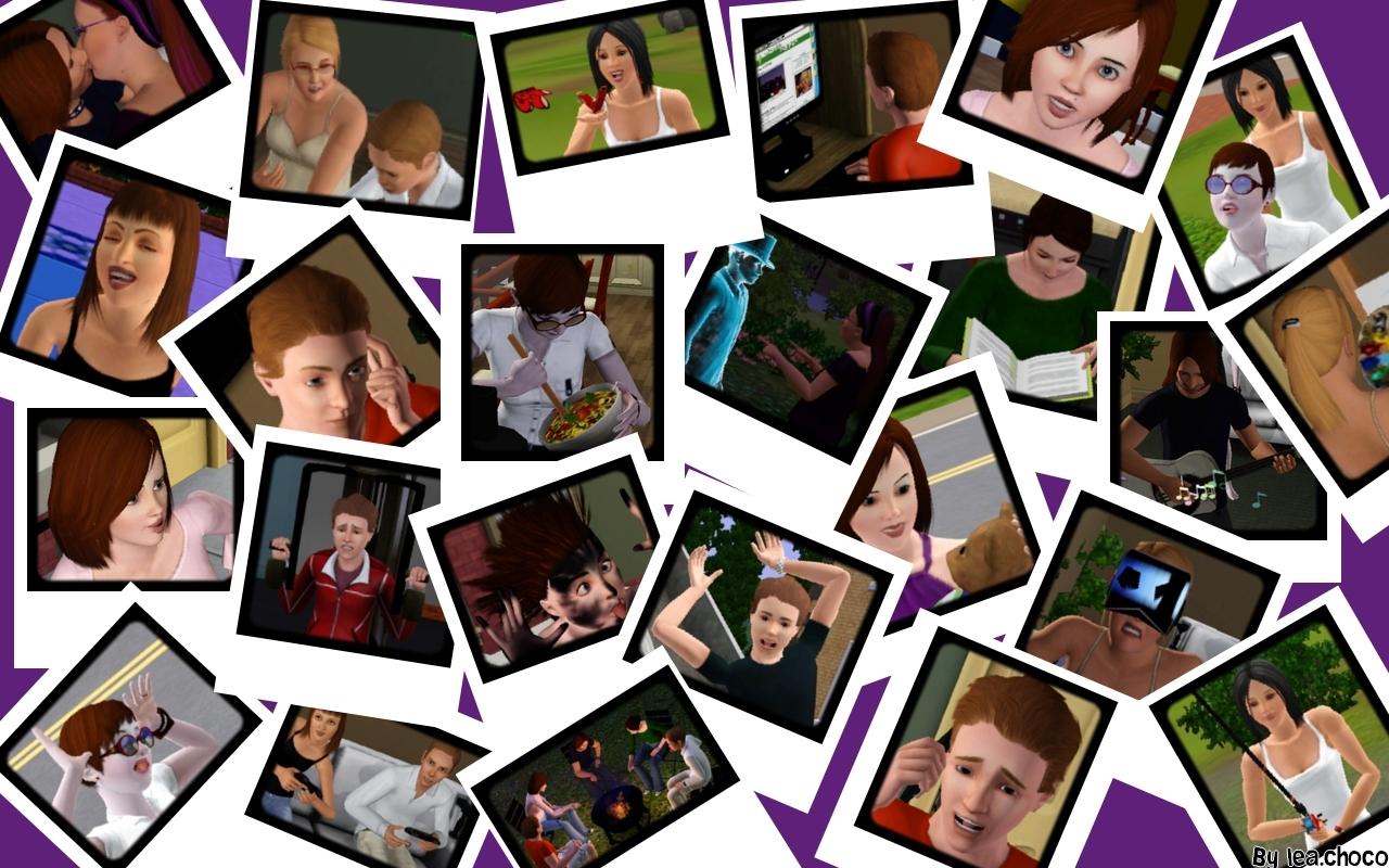 Wallpaper   The Sims 3 Wallpaper 9460562 1280x800