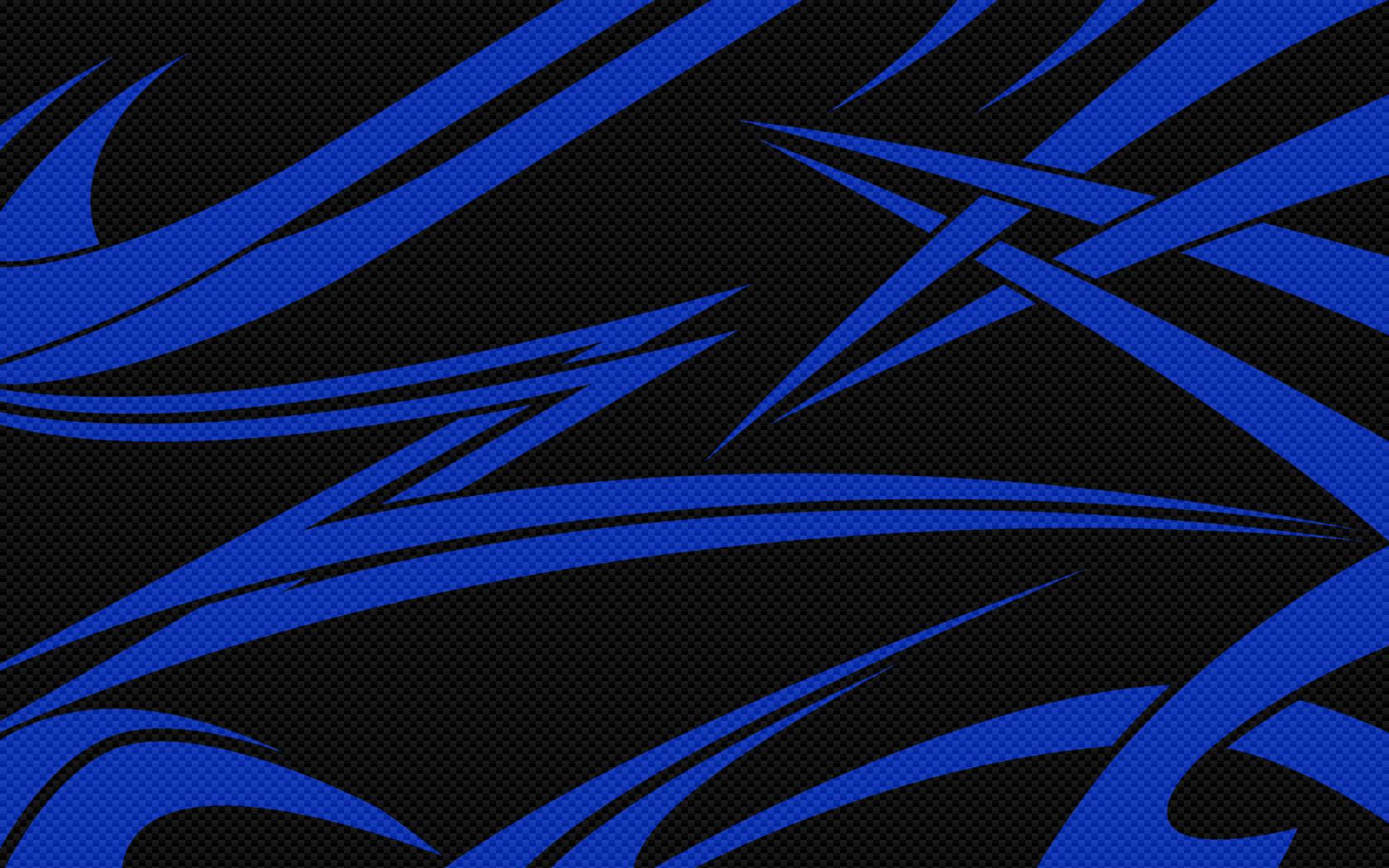 1680x1050 Black Blue Carbon desktop PC and Mac wallpaper 1680x1050