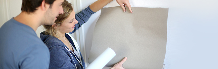 wallpapering wallpapering is a great way to quickly give your home a 867x277