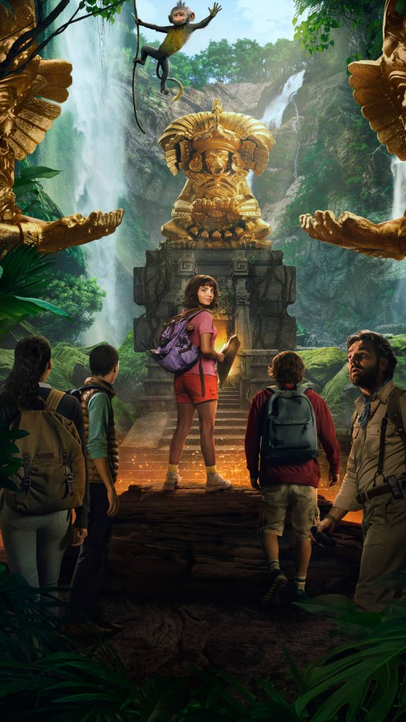 Download Best Quality Dora And The Lost City of Gold 2019 4K UHD 576x1024
