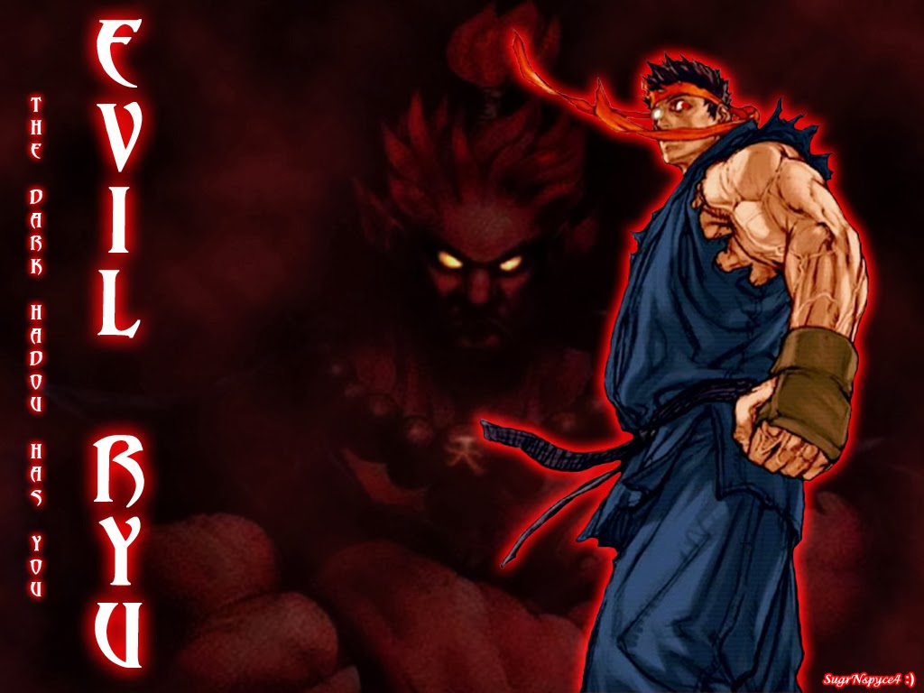 Free Download Hd Wallpapers Evil Ryu Wallpapers 1024x768 For
