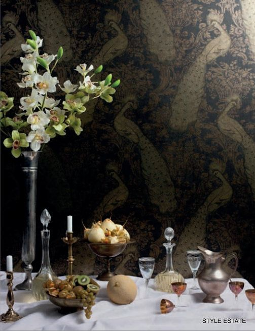 Lee Jofa wallpaper Tile Fabric Patterns Wallpaper Pinterest 503x653