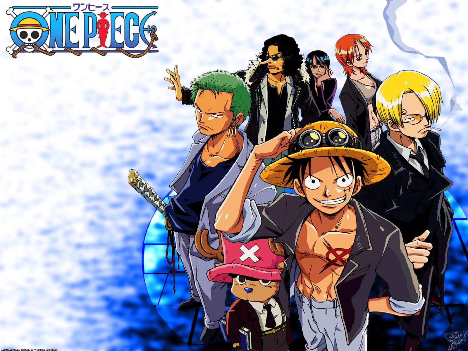 Estes Wallpapers so do anime One Piece espero que gostem 1600x1200