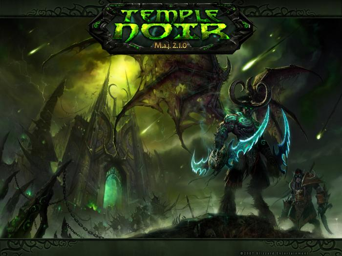 World of Warcraft Black Temple has been tested by Softonic but it 700x525