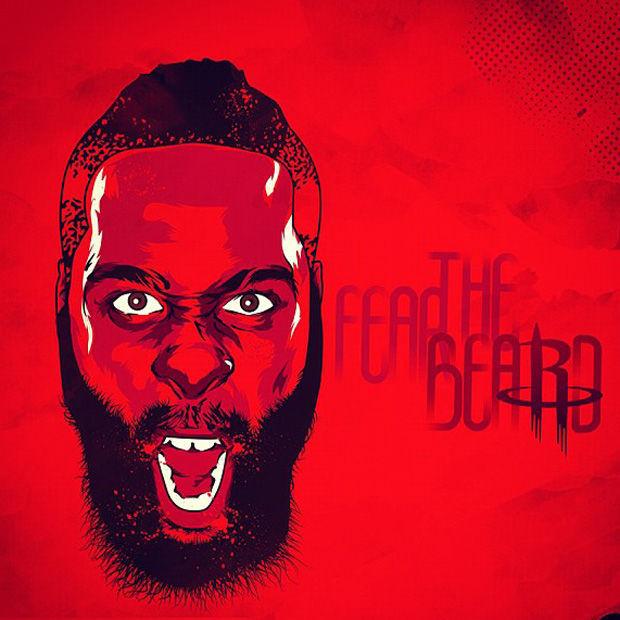 El estilo de James Fear the Beard Harden llega a Houston 620x620