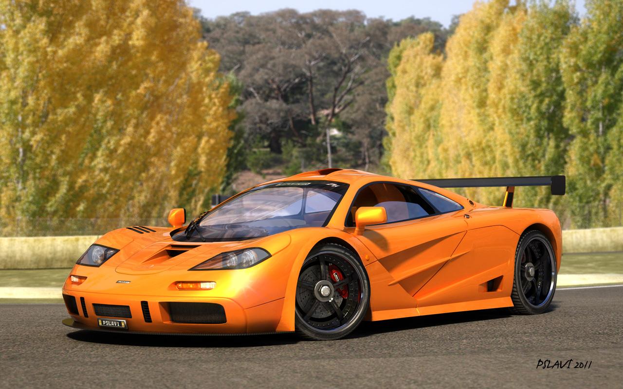 McLaren F1 Wallpaper HD - WallpaperSafari