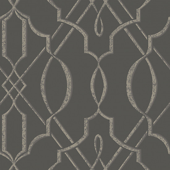 Design Wallpaper Gray Double Roll   Contemporary   Wallpaper 550x550