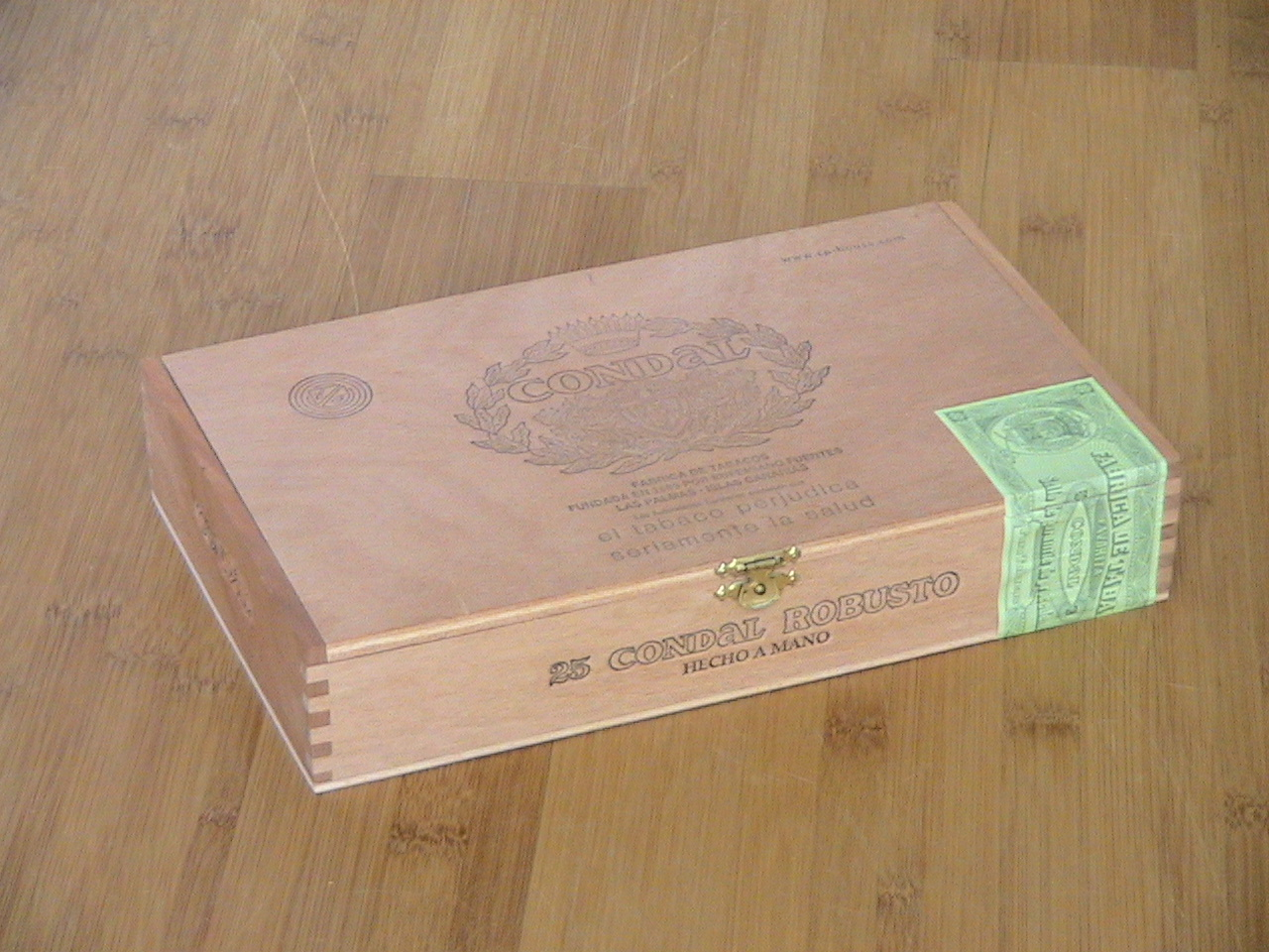 Cigar Box Condal Stock002 by BlackTowerOfTime 1280x960