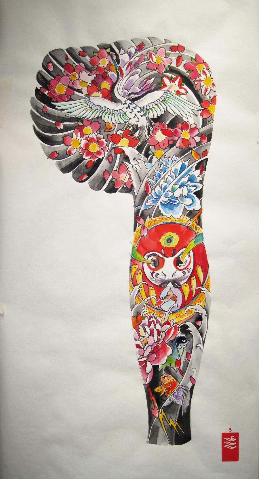 Japanese Tattoo HD Wallpaper Tattoobitecom 900x1667