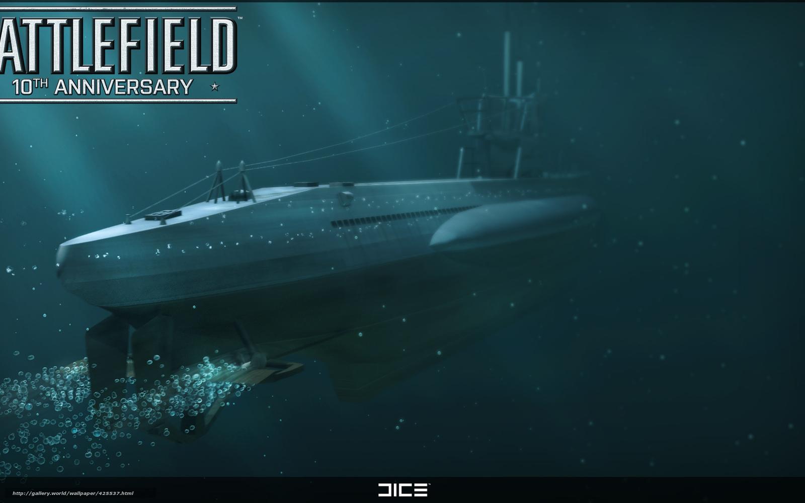 Download wallpaper submarine desktop wallpaper in the resolution 1600x1000