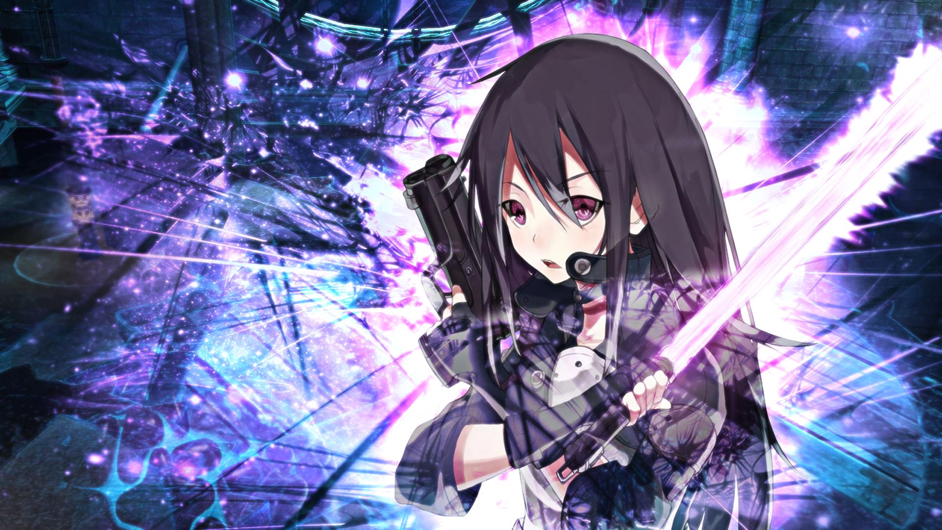Free Download Kirito Gun Gale Online Phantom Bullet Arc Sword Art
