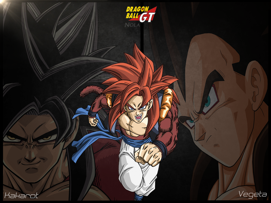 Gogeta SSJ4 Wallpaper   Download The Gogeta SSJ4 Wallpaper 900x675