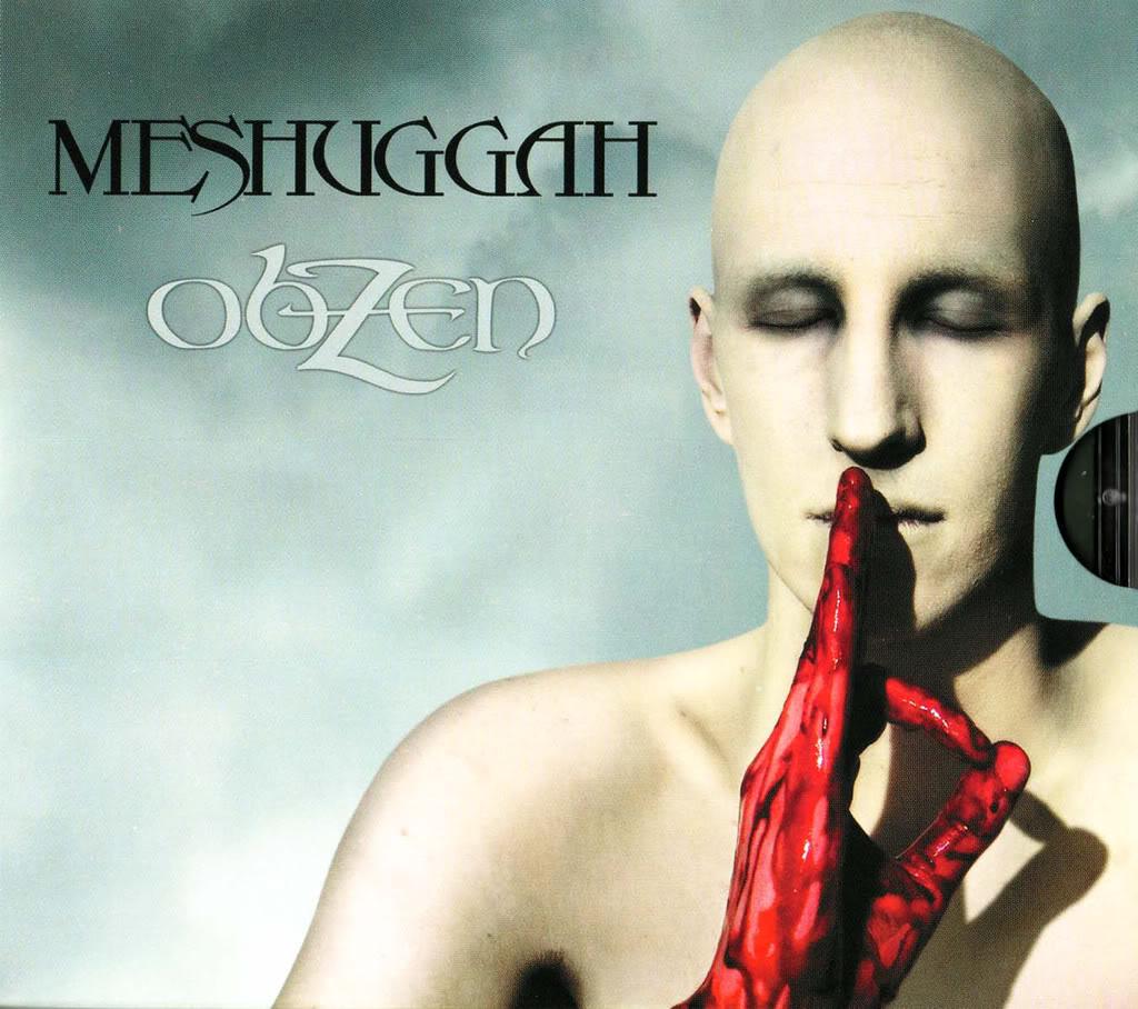 Meshuggah Obzen Graphics Code Meshuggah Obzen Comments Pictures 1024x908