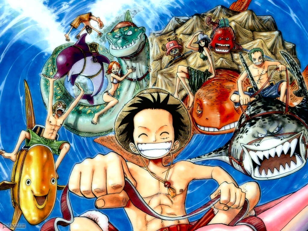 One Piece   Wallpapers   1024 x 768 1024x768