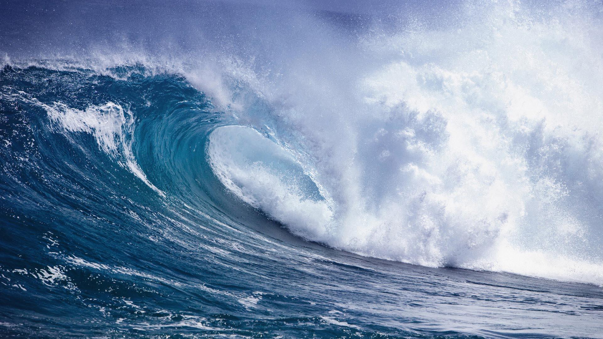 Waves Background Tumblr 1920x1080