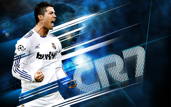 Wallpaper for Real Madrid website 600x375