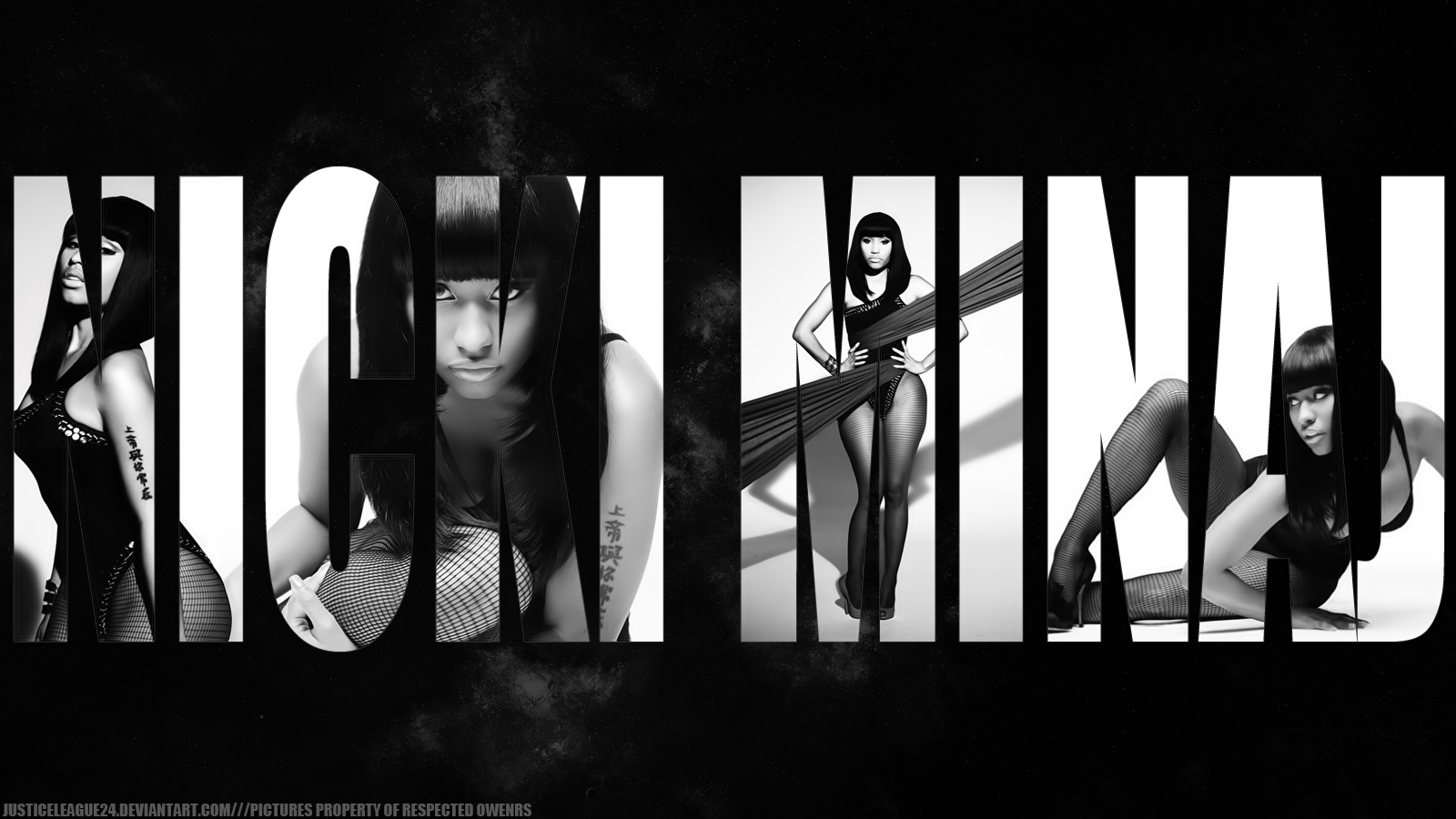 Download Nicki Minaj HD 20 background for your phone iPhone android 1600x900