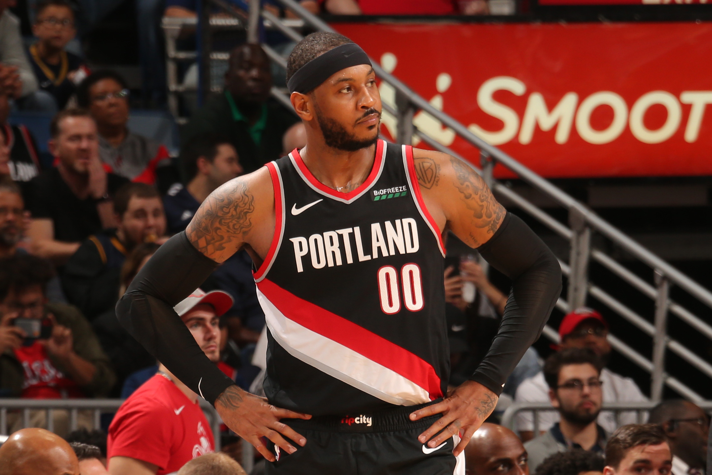 Trail Blazers Must Give Carmelo Anthony Something He Never Had in 2304x1538
