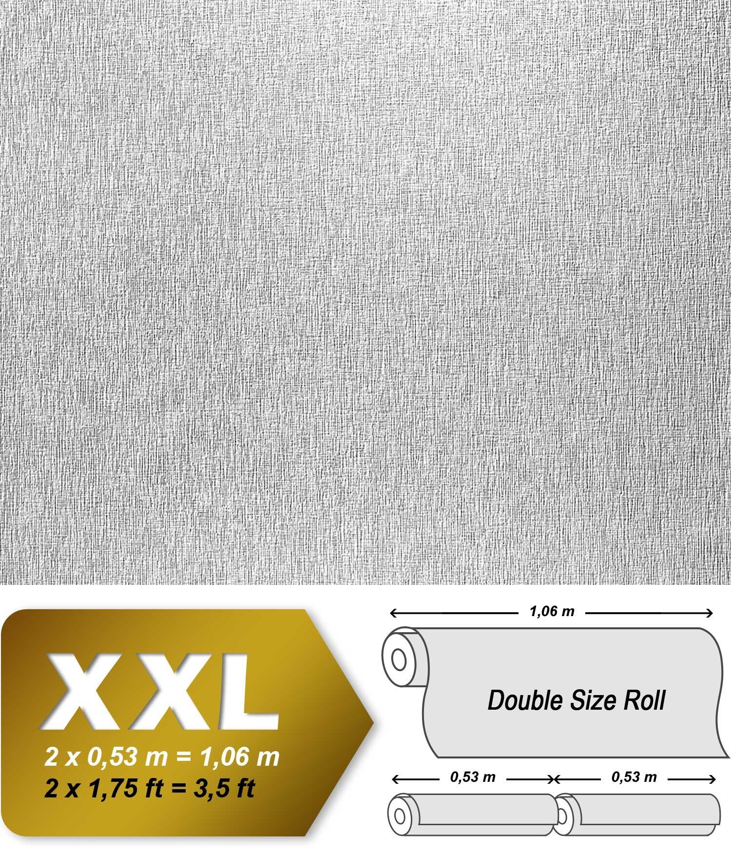 Non woven wallpaper wall EDEM 374 60 paintable XXL textured ceiling 1500x1750
