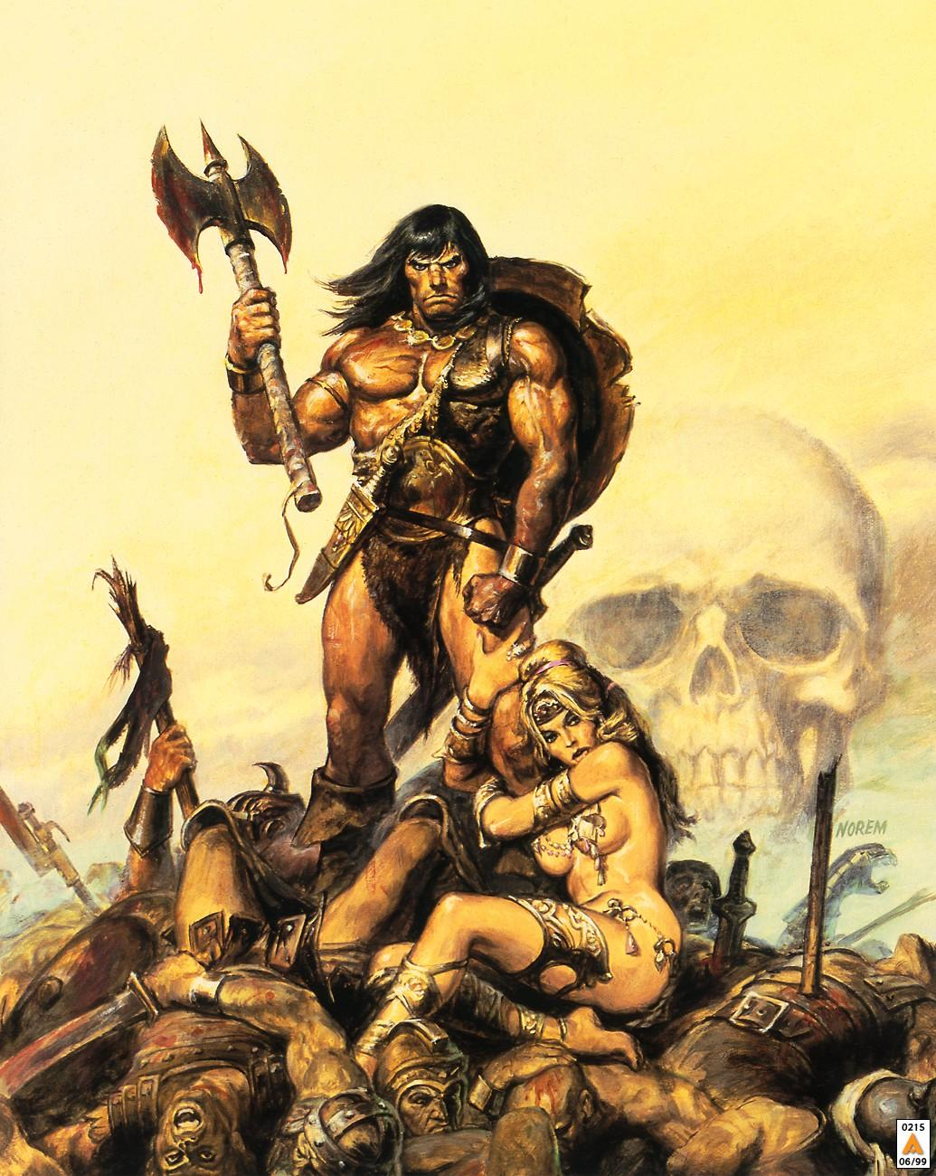 wallpapers conan the barbarian tapety na plochu conan the barbarian 1035x1300
