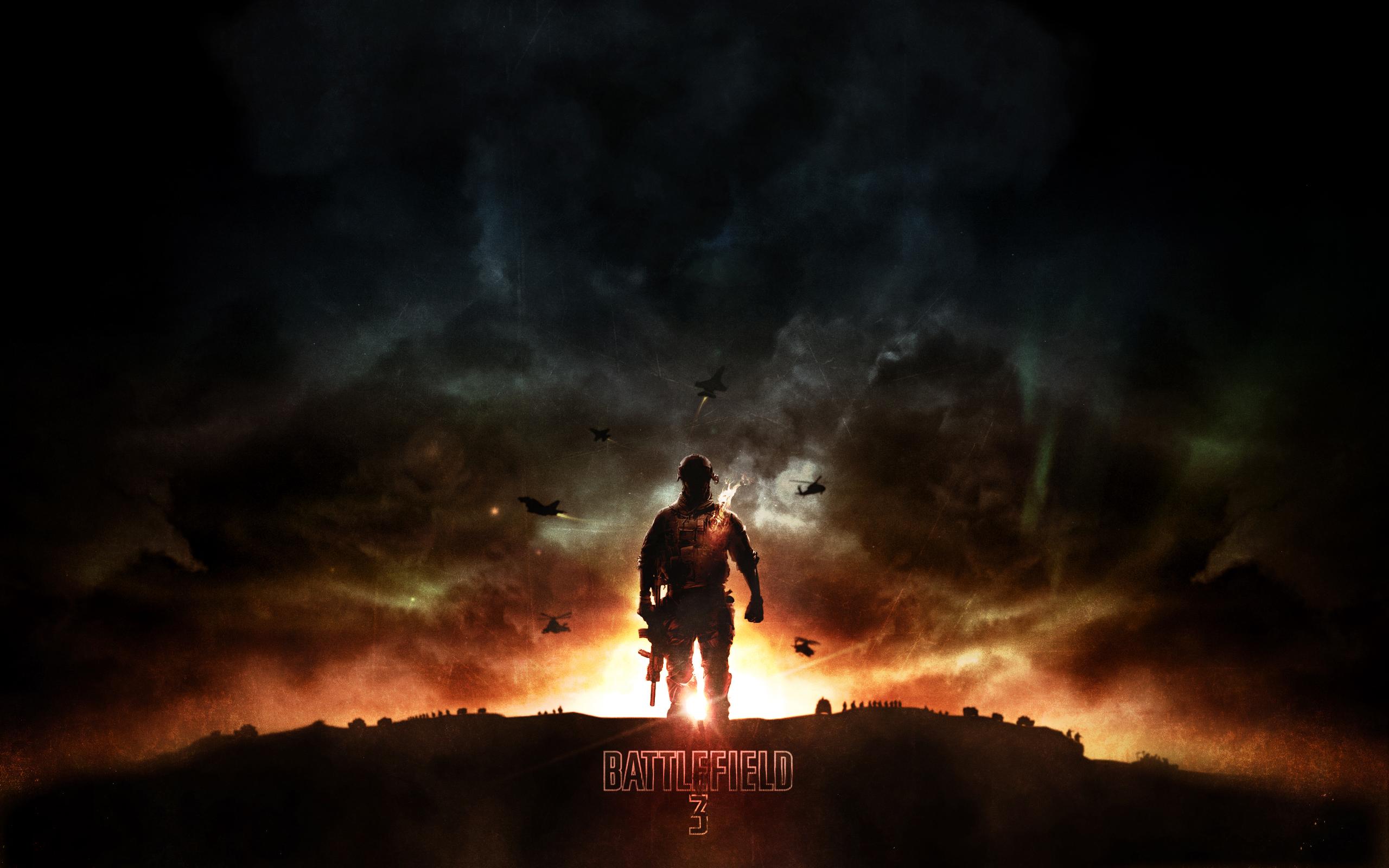 New Battlefield 3 Wallpapers HD Wallpapers 2560x1600