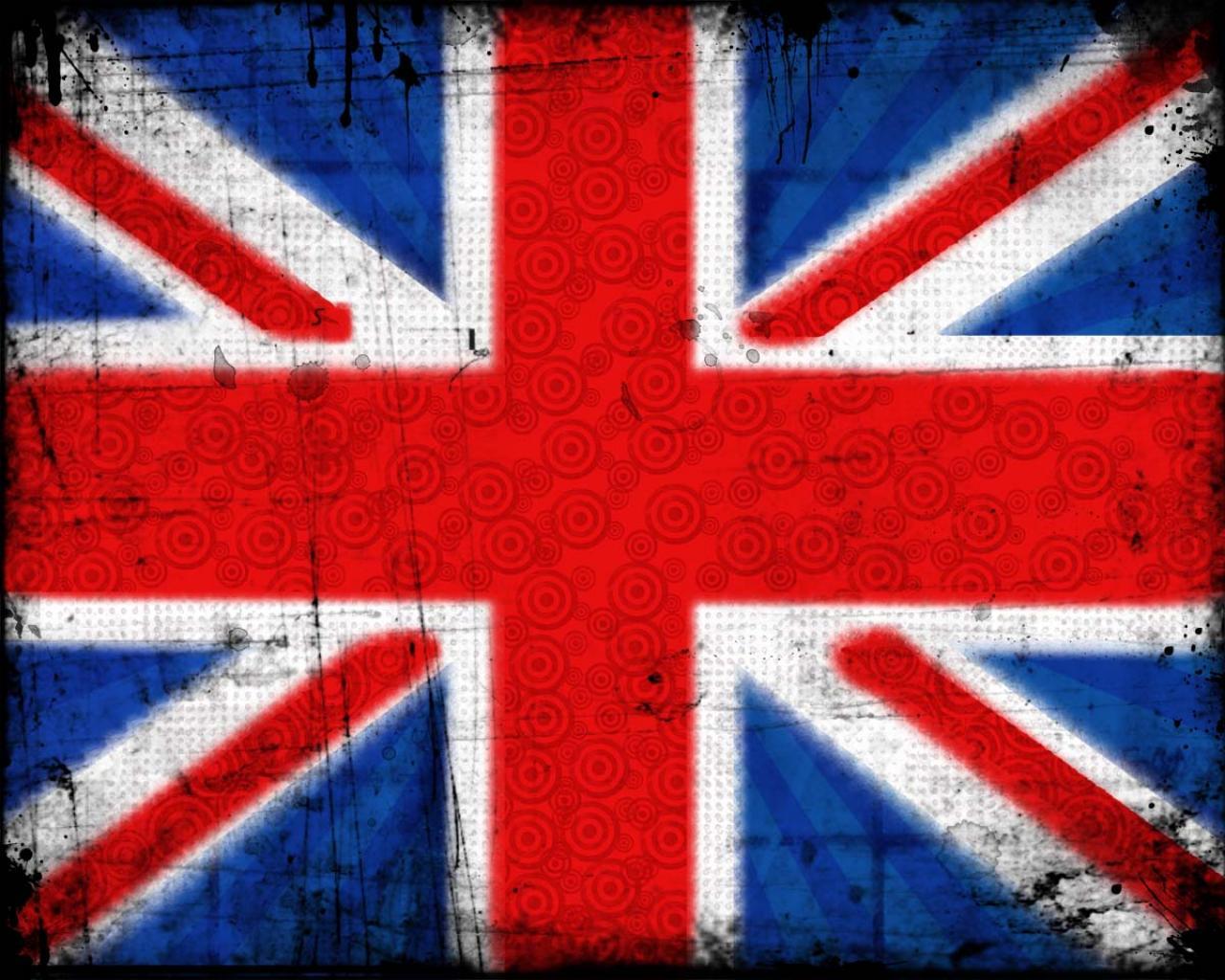 United kingdom flags wallpaper HQ WALLPAPER   184242 1280x1024